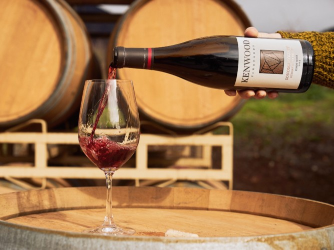 A Passion for Pinot – A Taste of Kenwood Vineyards With Winemaker Pat Henderson