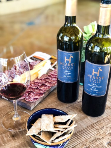 Hearst Ranch Winery Tempranillo