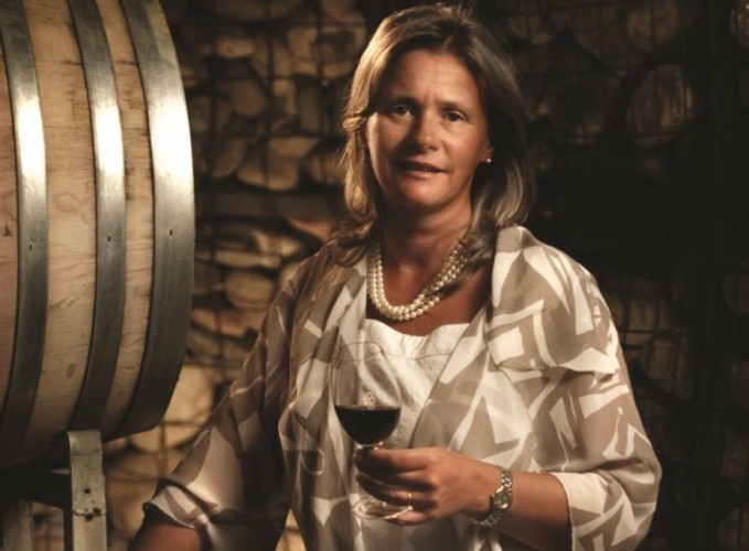 Tasting Tapiz Wines With Patricia Ortiz