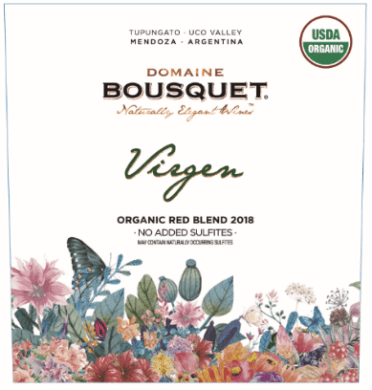 Domaine Bousquet Virgen Red Blend