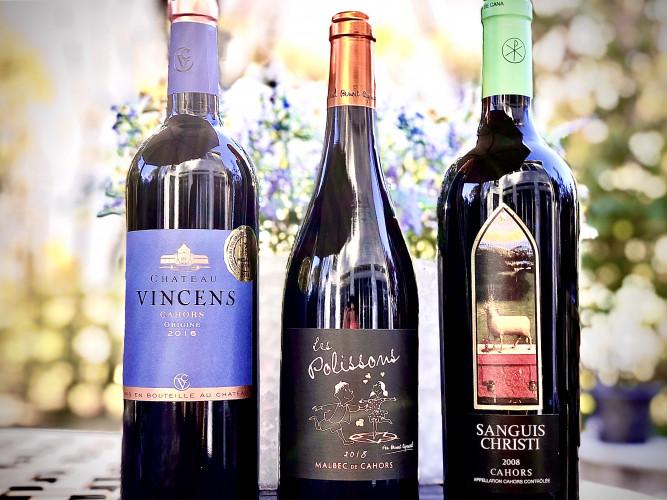 Cahors Wine