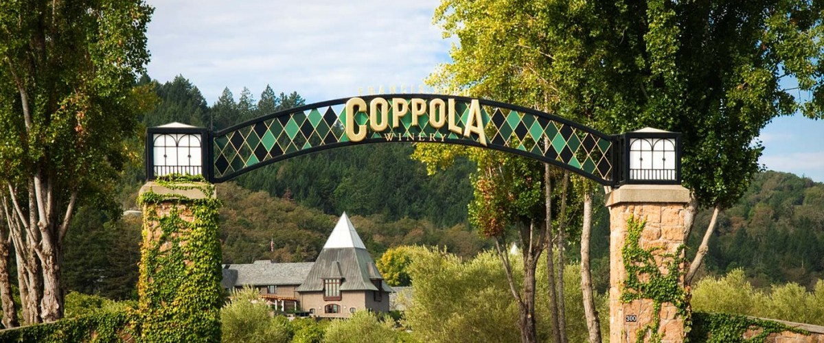 Cooking With The Food Network And Francis Ford Coppola Wines