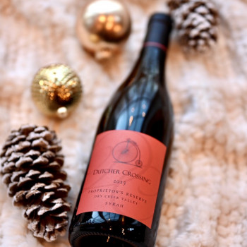 Wines for Holiday Dinner Dutcher Crossing Syrah