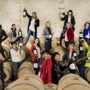 Women & Bordeaux Wines