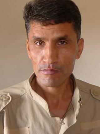 Abu Issa the commander of the Liwa Thurwar al-Raqqa