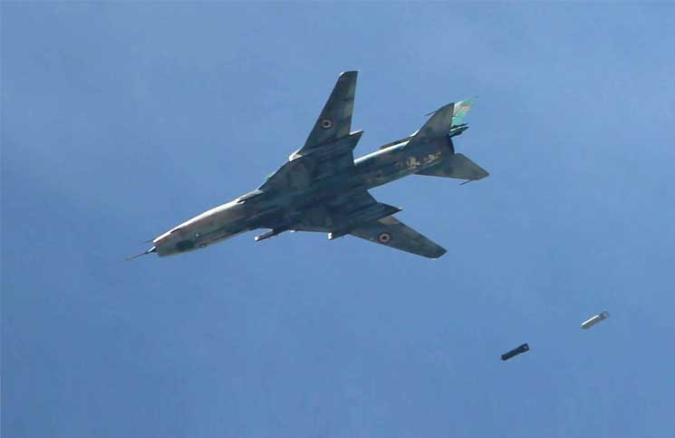 الهجوم على دمشق خبر سيئ للنظام وداعميه… المعارضة لن تستسلم والحرب لن تنتهي قريبا…