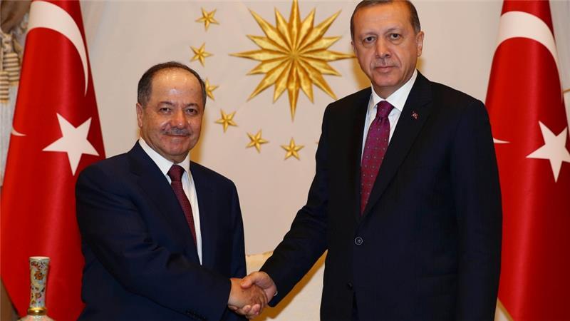 حسان حيدر: هل تناور تركيا في معارضتها «الدولة الكردية»؟