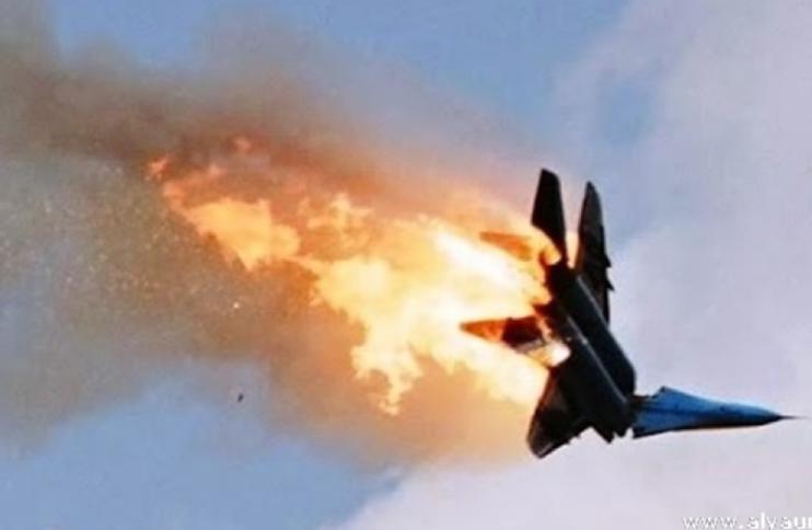 إسقاط الطائرة الإسرائيلية، وعيون أبي سليمان