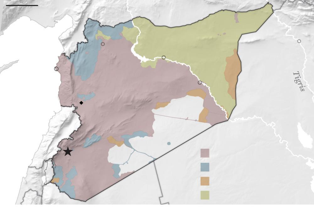 """المسألة الكردية بين """" بعثين """""""