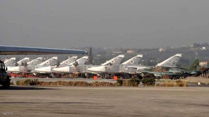 لليوم الرابع على التوالي... انفجارات تهز مطار حميميم