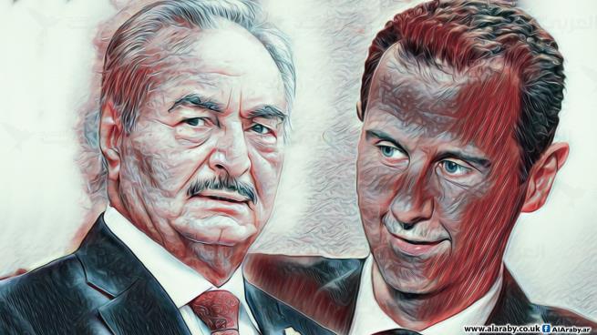 الأسد وحفتر.. لا يصحّ إلا الصحيح