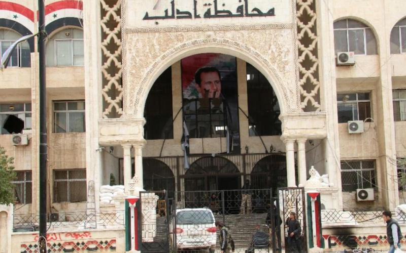 Syria-Intelligence-Idlib-gouvernorat-Syrie
