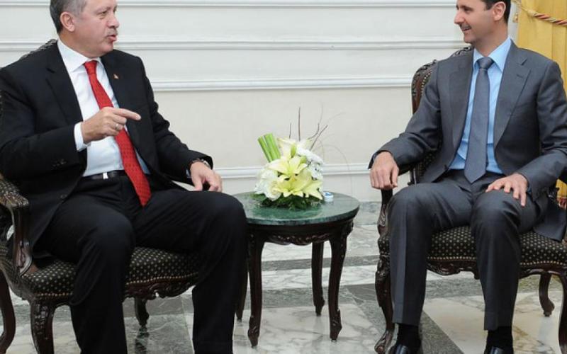 Syria-Intelligence-Erdogan-Assad-Turquie-Syrie