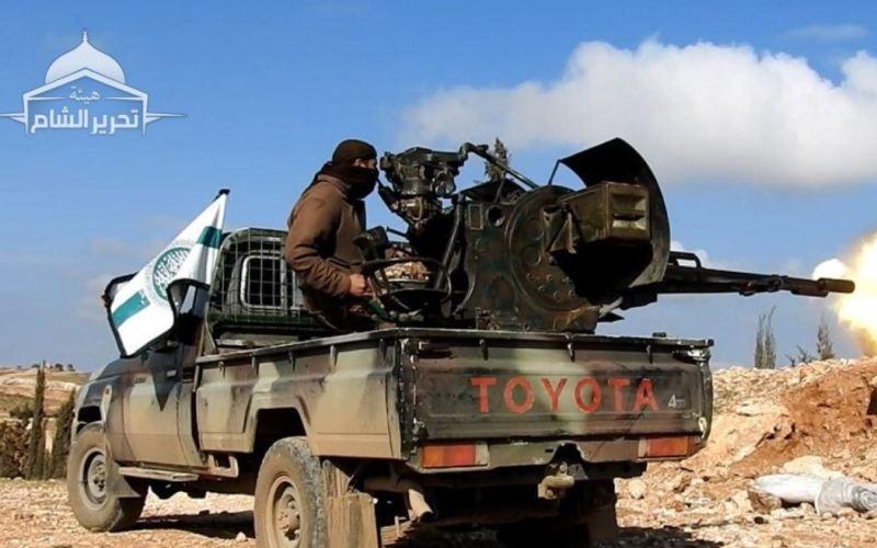 Syria-Intelligence-Opération- Hayat-Tahrir-al-Sham-à-Deraa-Sud-de-la-Syrie