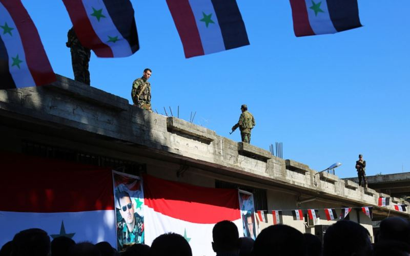 Syria-Intelligence-soldat-armée-syrienne