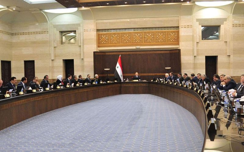 Syria-Intelligence-cabinet-approuve-le-budget-2019