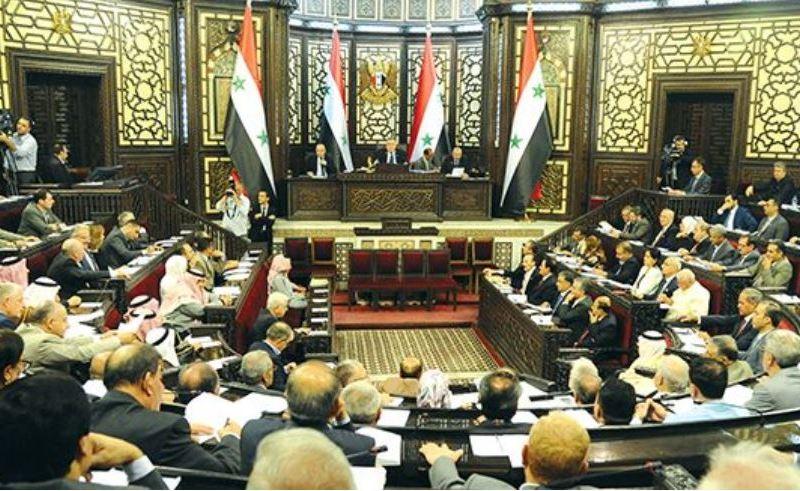 Syria-Intelligence-Forces-parlement-décret-Awqaf