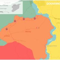 L'armée syrienne prend le contrôle de la région de Manbij, la police militaire russe patrouille le long des lignes de front