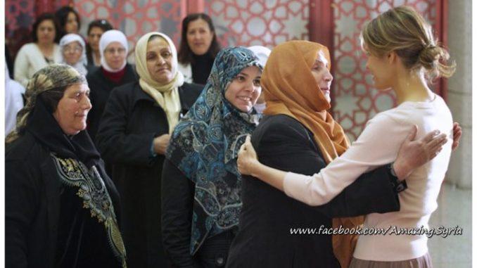 Asmaa Bashar Al Assad