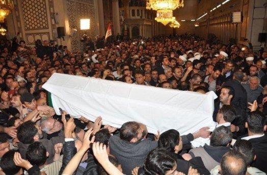 Buti funeral