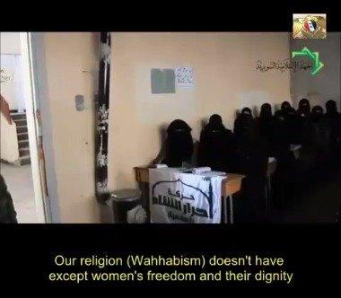image-Wahhabizing Syrian Schools