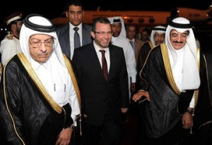 Egypt & Qatar: Loans for the Egyptian pharao.
