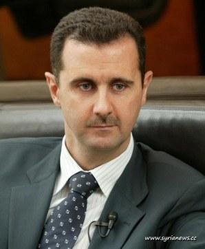 President of Syria Dr. Bashar Al Assad