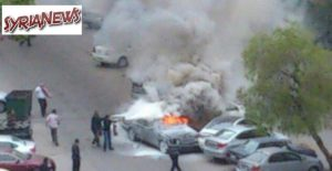 Mazzeh Car Bomb
