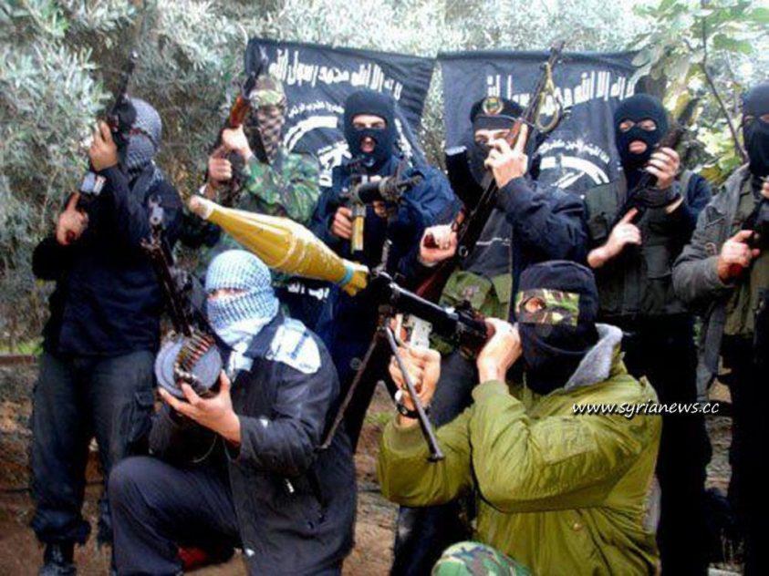 Al Qaeda - Al Nusra Front