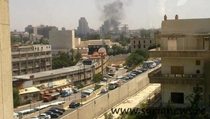Syrian Capital: 14 People Died in New Bomb Attacks   Syria News