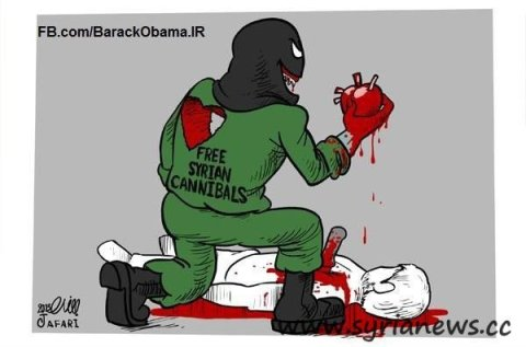 Free Syrian Cannibals