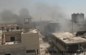 Damascus / Bombing