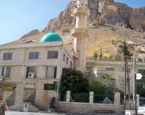 Syria - Maaloula (Ma'loula)