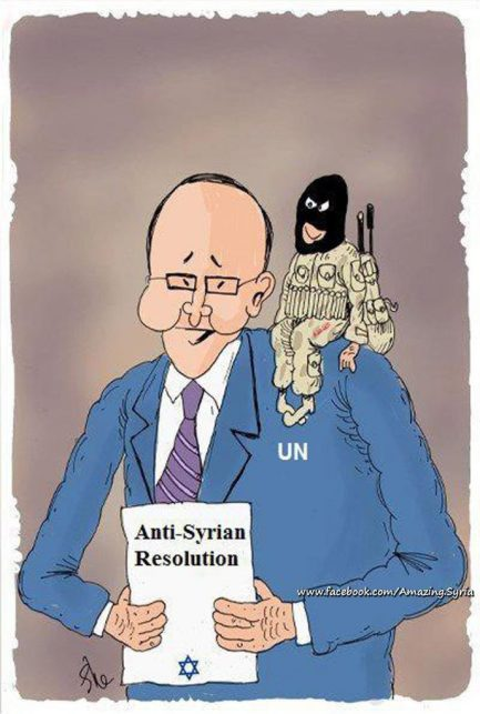 UN Revolution against sovereignty or Resolution?