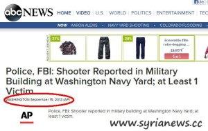 Washington Shooter @ ABC News