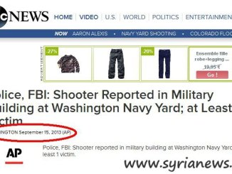 Washington Shooter @ ABC News