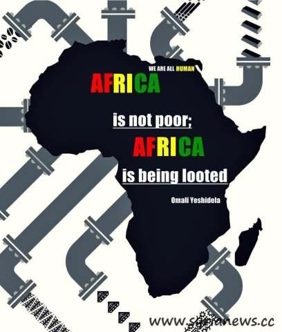 Looted Africa