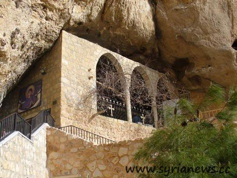 Cave Tomb of St. Takla