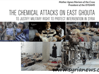 The manipulated videos of the Ghouta ''massacre''