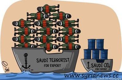 Bildergebnis für saudi arabien terror sponsor