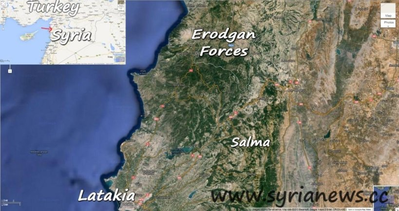 Latakia Countryside