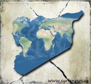 The world in Syria