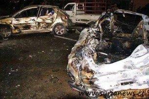AlQaeda rockets fall on Latakia province, killing 7 and injuring 30.