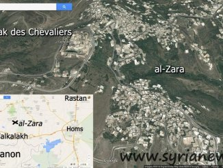al-Zara town liberated by SAA & NDF in Homs western countryside
