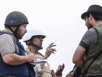 American journalist Steven Sotloff