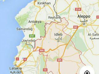 Idlib City and Idlib Province, Syria