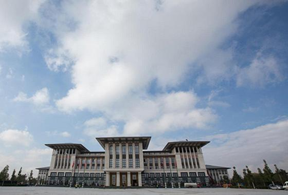 Erdoğan $350 Million Palace