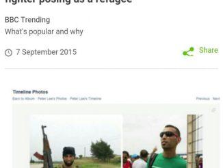 BBC Defend Terrorists