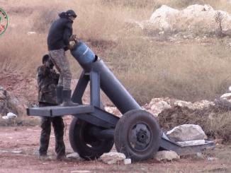 image- Turkey Backed Terrorists Group Shells Indiscriminately Sheikh Maqsoud Neighborhood in Aleppo