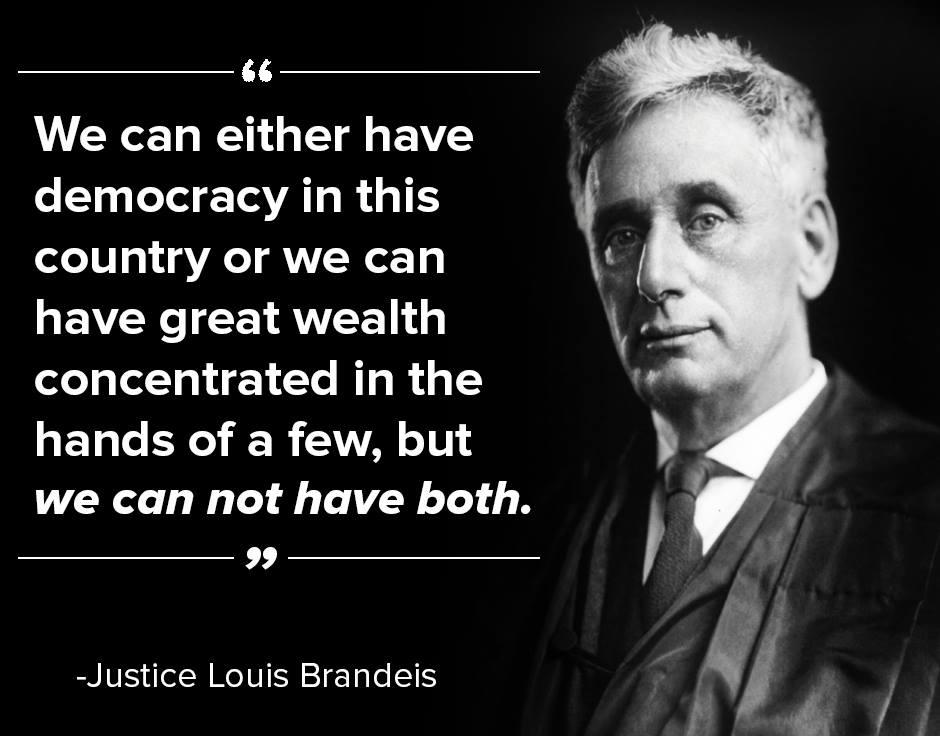 Justice Louis Brandeis